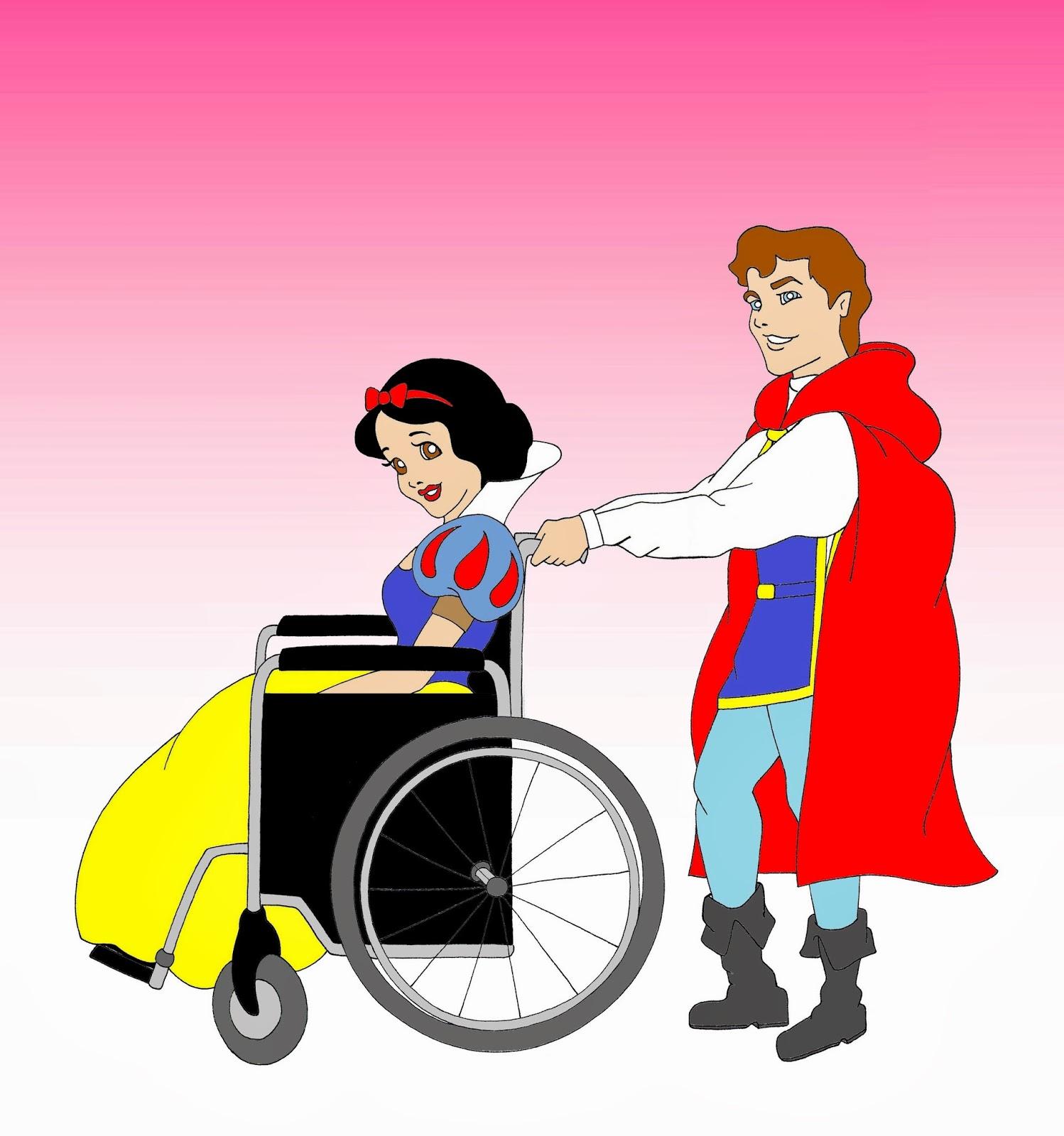Silla de ruedas con discapacidad lady gives blowjob 8