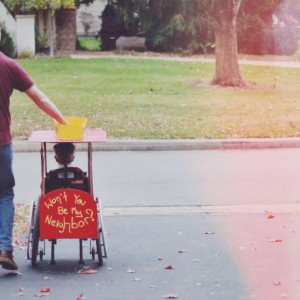 This Kid's Mister Rogers Costume Is Definitely the Cutest One in the Neighborhood