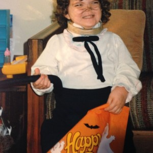 'My Wheelchair Is Not My Halloween Costume'