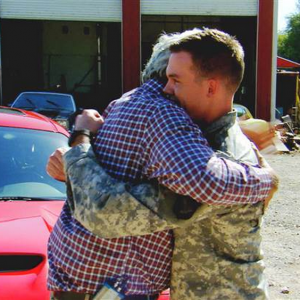 Jay Leno Says 'Thank You' to Wounded Veteran Through Amazing Gift