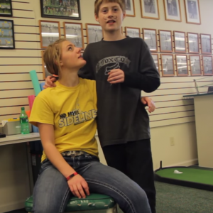 Teens Turn School Project Into Fantastic Way to Spread Autism Awareness