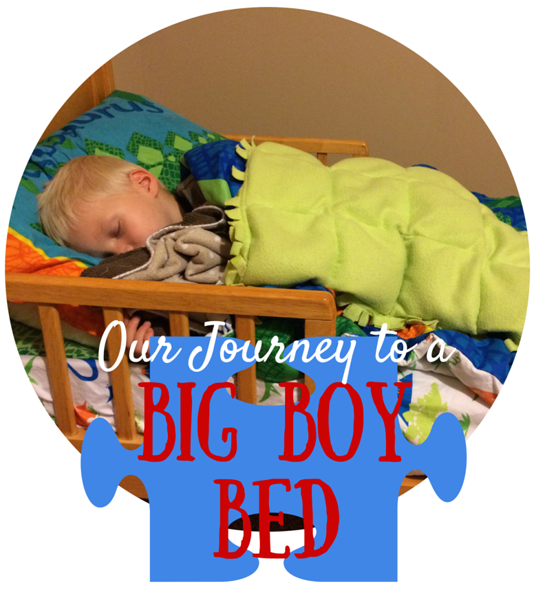 our autism journey to a big boy bed | the mighty