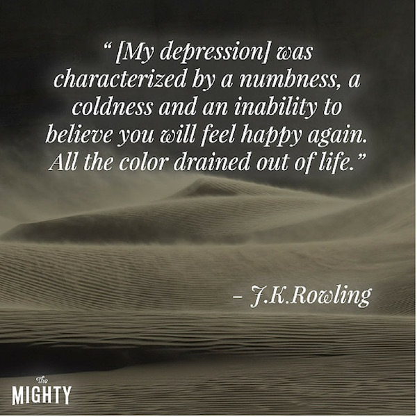 5 times jk rowling got real about depression the mighty jk3 ccuart Gallery