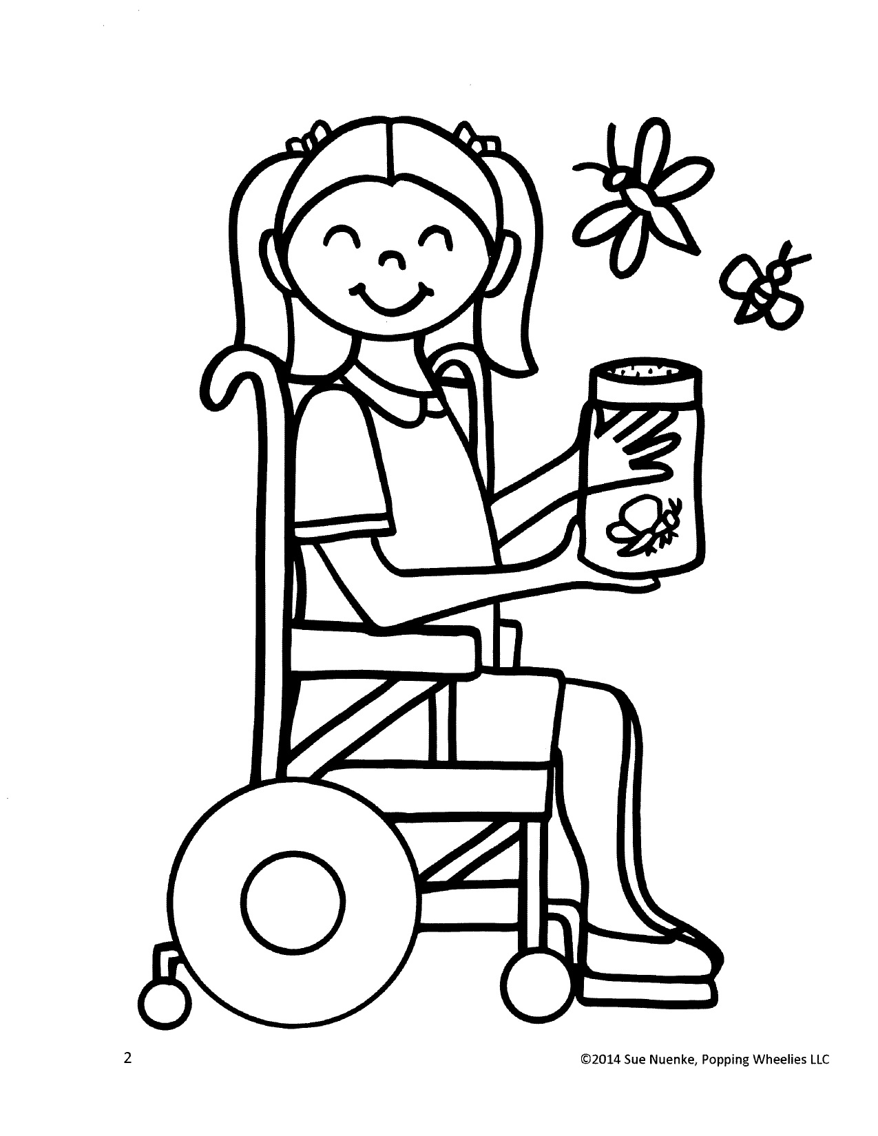 this mom created coloring books that feature kids with