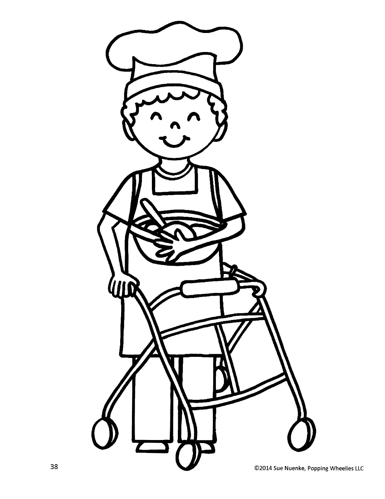 Coloring books for childhood diseases - New1