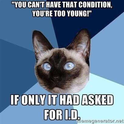 12108990_1176019409079541_1562625650587848994_n best chronic illness memes the mighty,Positive Chronic Illness Memes