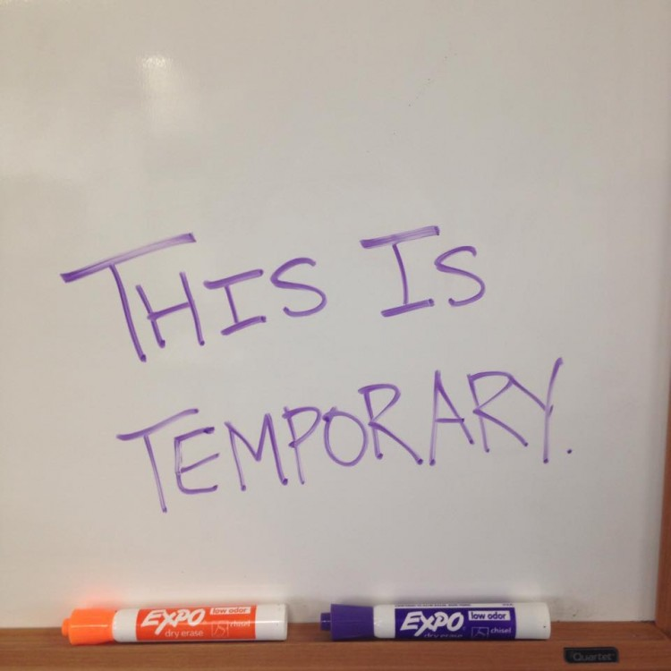 """""""This is temporary."""""""