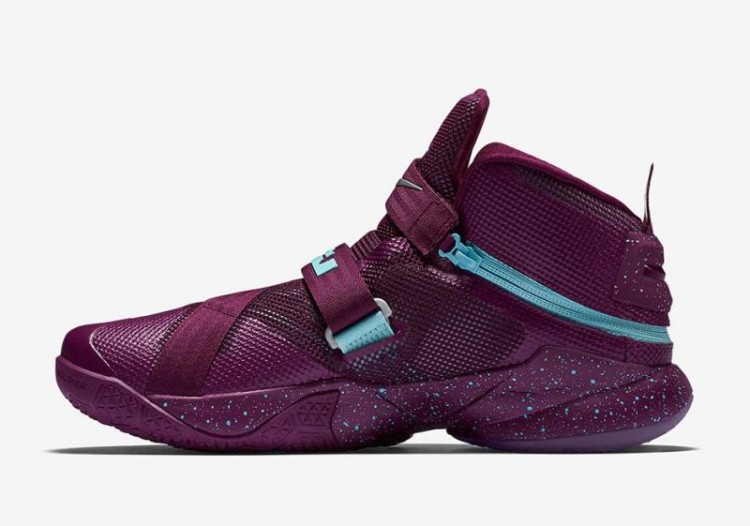 The Nike LeBron Soldier 9
