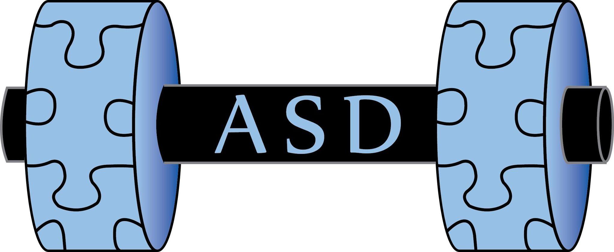ASD fitness center logo