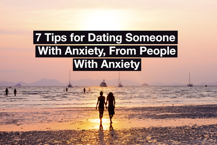 Dating someone with anxiety and depression