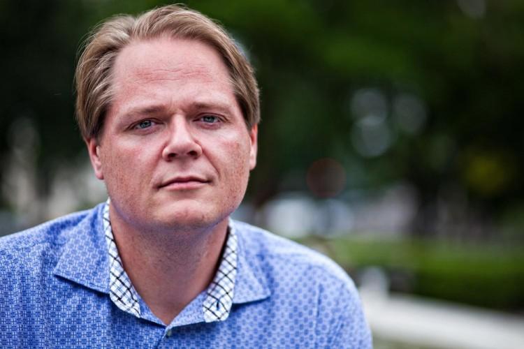 suicide attempt survivor Stephen Power