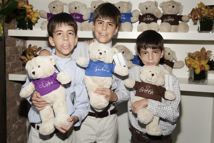 """Three Little Bears"" To Benefit Operation Smile"