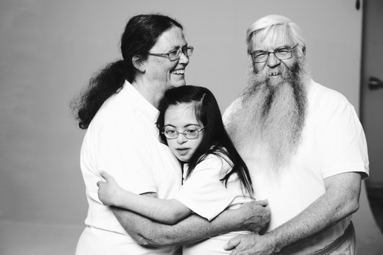 Craig, Janet & Claudia Coulson