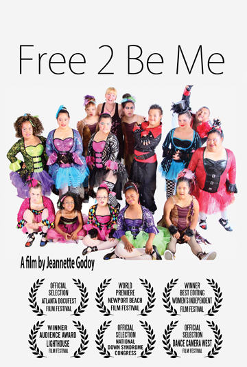 Free 2 Be Me Poster