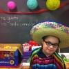 "Joe on ""Burritopalooza"" day"