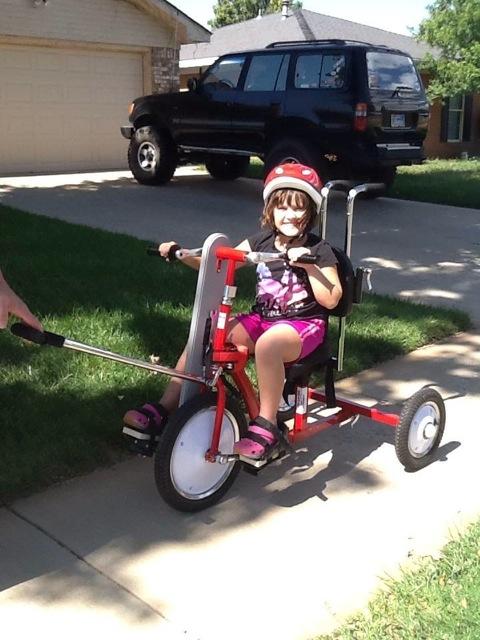 Gabby's Trike