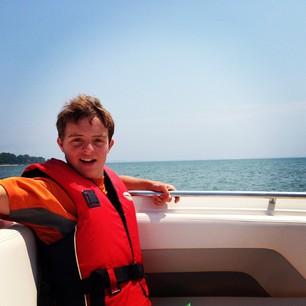 2013 07 Conor Motor Boat