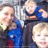 Karyn and her three children