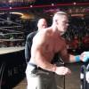 john cena meeting kevin gentry at ring