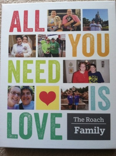 megan roach family all you need is love