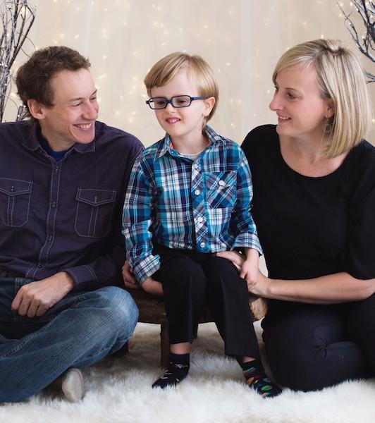 Barker-Brown Family