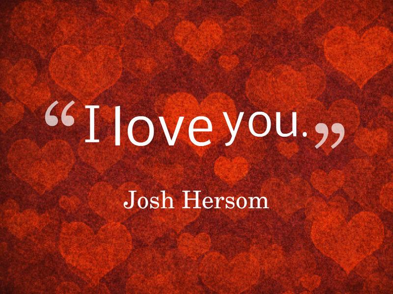 Josh Hersom