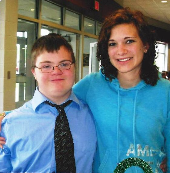 brother with down syndrome the mighty