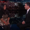 Jimmy Kimmel awards Danielle Perez with a cruise