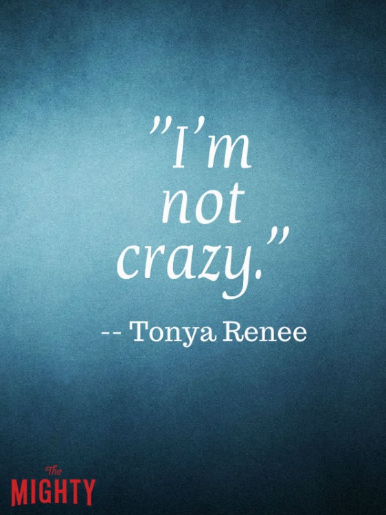 celiac disease meme: I'm not crazy.