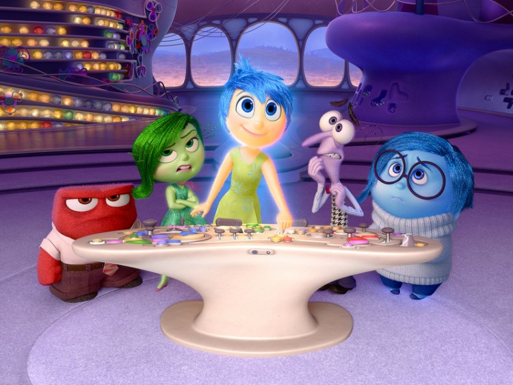 """Inside Out"" (Photo courtesy of Disney/Pixar)"