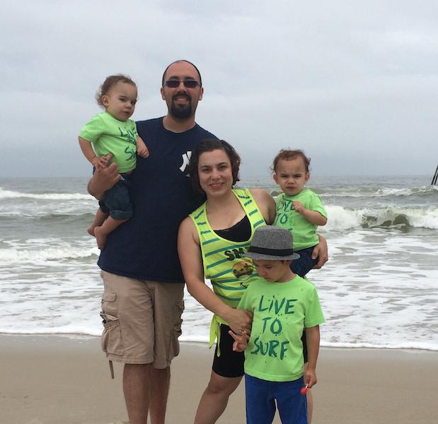 chris perez heart family