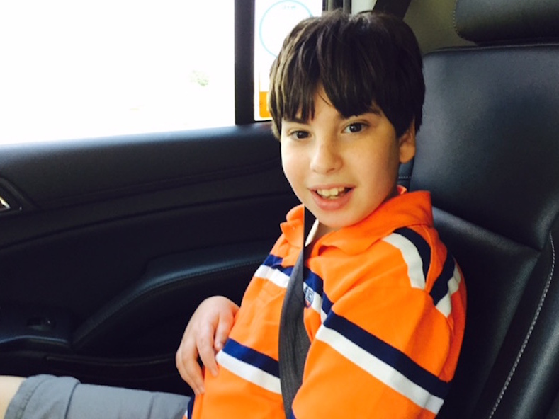 When My Son With Cerebral Palsy Says The Most Amazing
