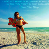 """A photo of a girl in her bikini with text that says, """"I won't let anyone dim my sunshine because they are blinded. I'll tell them to put on some sunglasses cause I was born this way."""""""