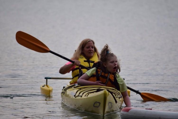 strong kayak