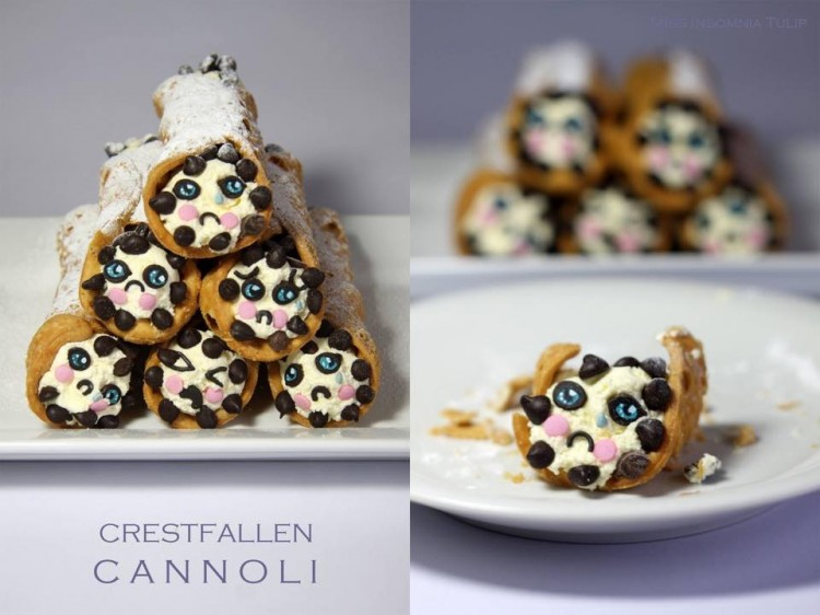 crestfallen cannoli