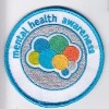 girl scout mental health awareness patch