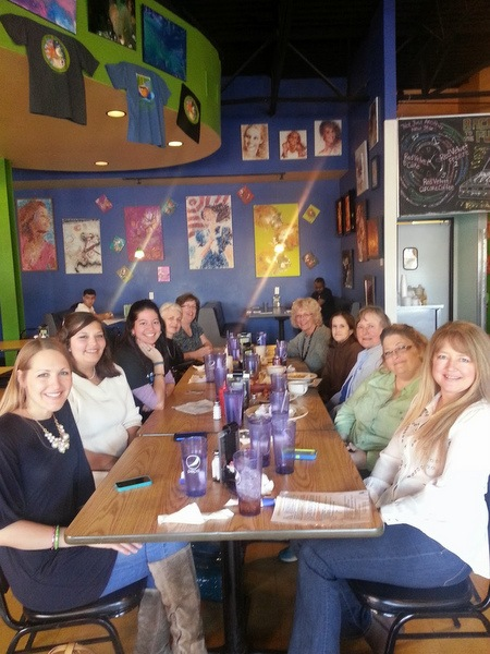 An adrenal insufficiency meet up from January 2014.