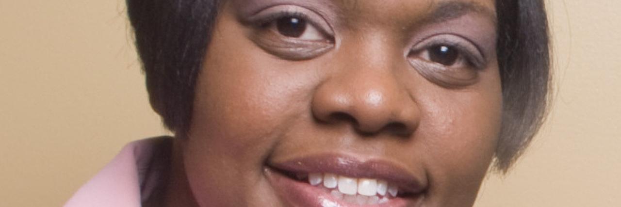 Dr. LaKeischa Webb smiling