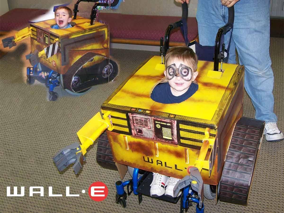 Reese Wall-E