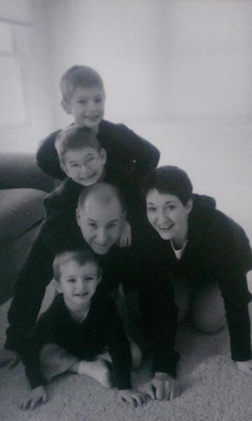 Tyann Sheldon Rouw's family