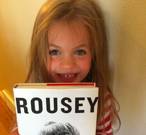 When We Asked Ronda Rousey If She Had Apraxia of Speech