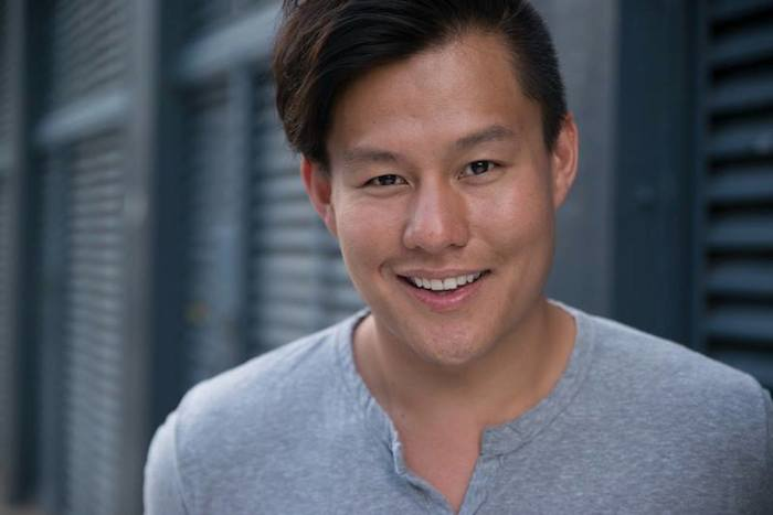 headshot of Kelvin Moon Loh