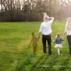 family photo honors memory of premature twins