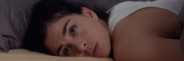 sarah silverman in film 'i smile back'