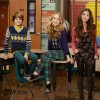 four members of the cast of Disney's Girl Meets World
