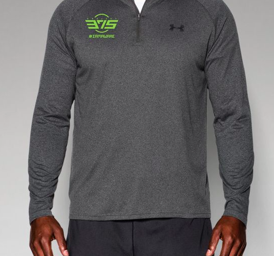 Under Armour and Project 375 tech shirt