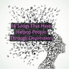 text reads: 16 songs that have helped people through depression