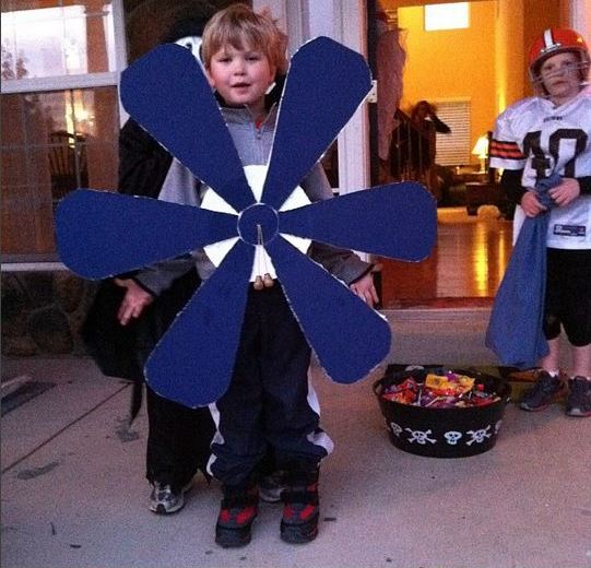 Making A Halloween Costume For My Son With Autism The Mighty