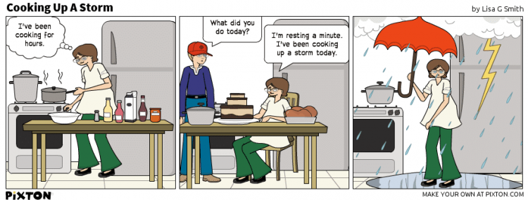 Pixton_Comic_Cooking_Up_A_Storm_by_Lisa_G_Smith