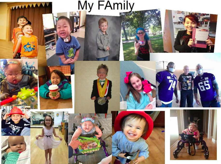 Community of people with Fanconi anemia